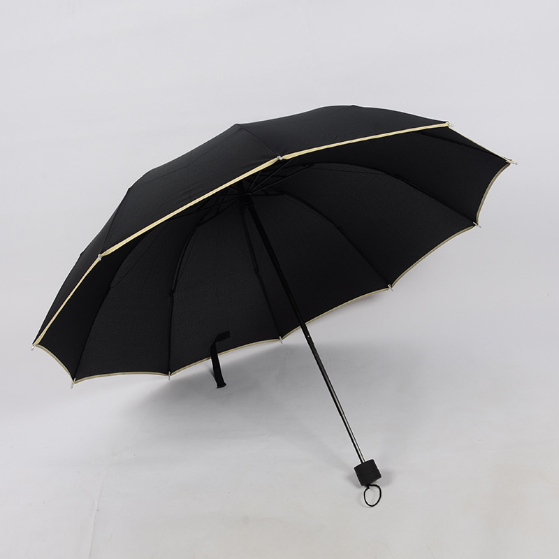 10K 3fold 23inch umbrella