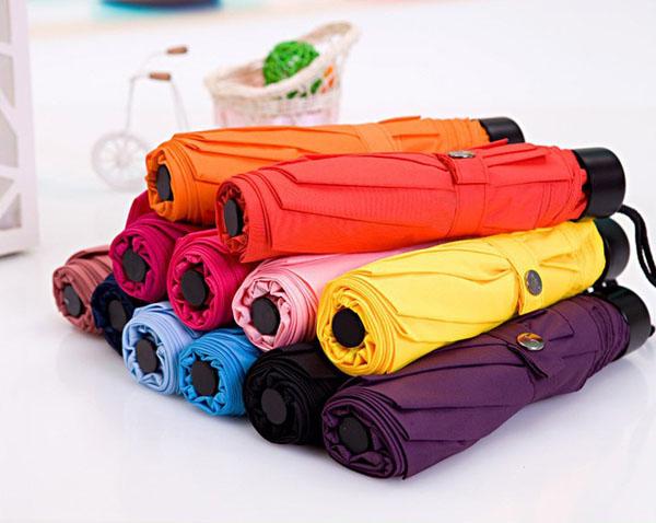 high quality 3 fold umbrella